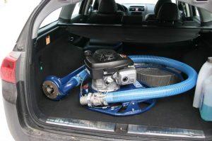 Portable Suction Pump Dredger