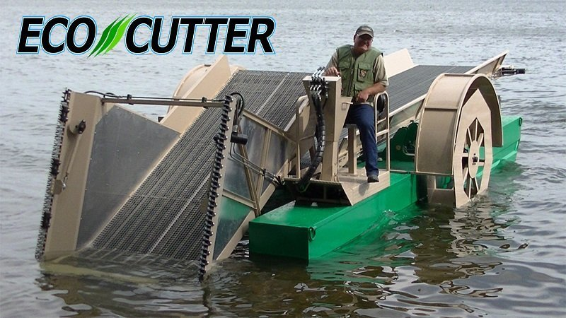 Eco Cutter Aquatic Harvester